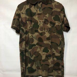 Polo Ralph Lauren Mens Camp Shirt